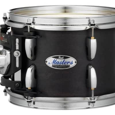 "Pearl Masters Maple Complete 16""x14"" Tom - Matte Black Mist"