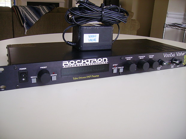 Rocktron Voodu Valve Witch Doctor - Great Condition - Free Shipping