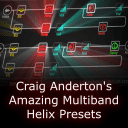 Craig Anderton's Amazing Multiband Helix Presets