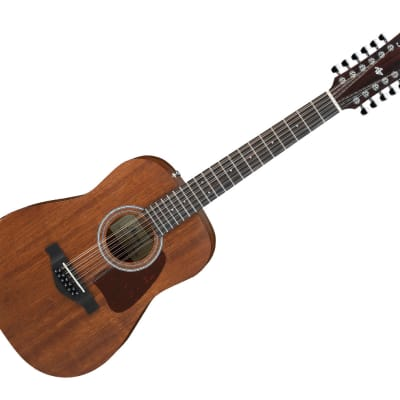 Ibanez AW5412JROPN Artwood Acoustic Guitar Open Pore Natural for sale