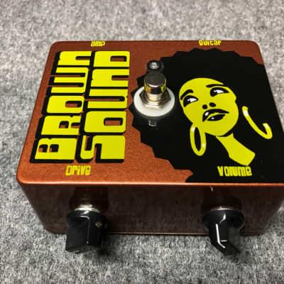 Oohlala Brown Sound 2008