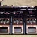 Zoom GFX-4 Guitar Multi Effects Processor w/ manual & power supply