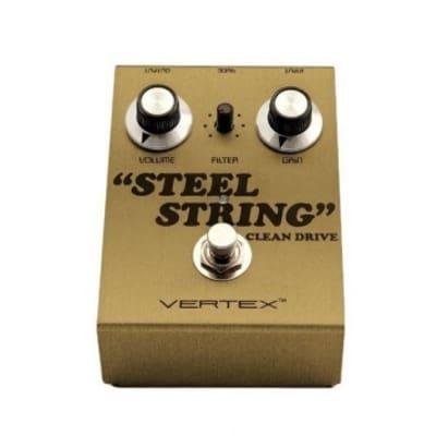 Vertex Effects  Steel String Shoreline Gold Special Edition