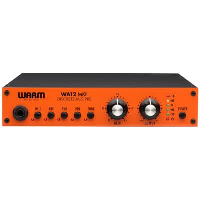 Warm Audio WA12 MKII Preamp