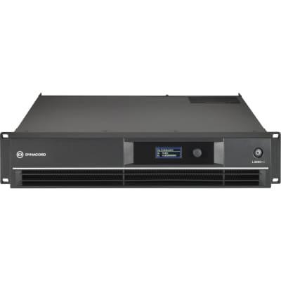 Dynacord L2800FD L-Series FIR-Drive Power Amplifier 2800W for sale