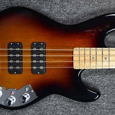 G&L L-2000 Heritage 3-Tone SB/Maple *NOT Pre-Owned for sale