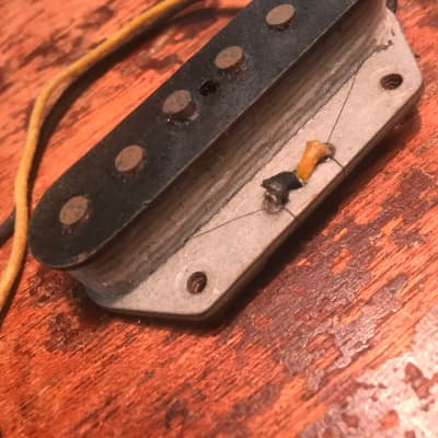 Unknown Telecaster bridge pickup Aged relic