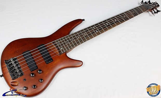 2010 ibanez sr506 soundgear 6 string bass w bartolini reverb. Black Bedroom Furniture Sets. Home Design Ideas