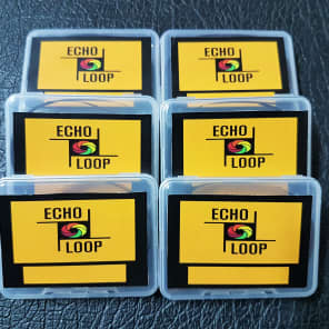 6 X KORG Stage Echo tape loops - SE300 and SE500 models - Loop