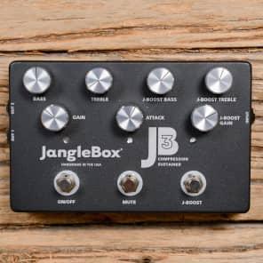 JangleBox JB3 Compression/Sustainer Pedal