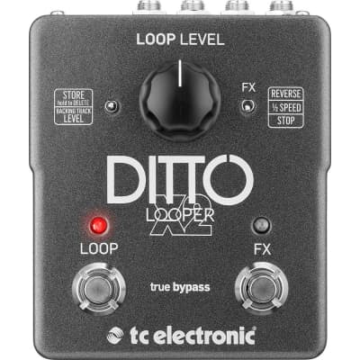 TC Electronic Ditto X2 Looper for sale