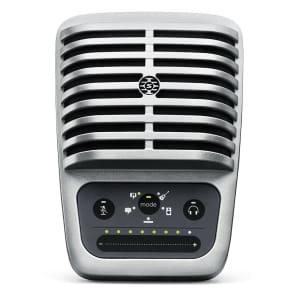 Shure MOTIV MV51 iOS / USB Large Diaphragm Condenser Microphone