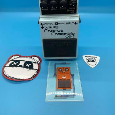 Boss CE-5 Chorus Ensemble   Rare Pink Label (Analog Version)   Fast Shipping!