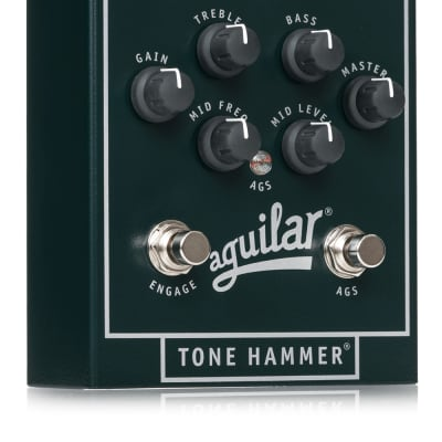 Aguilar Tone Hammer Preamp/Direct Box Pedal for sale