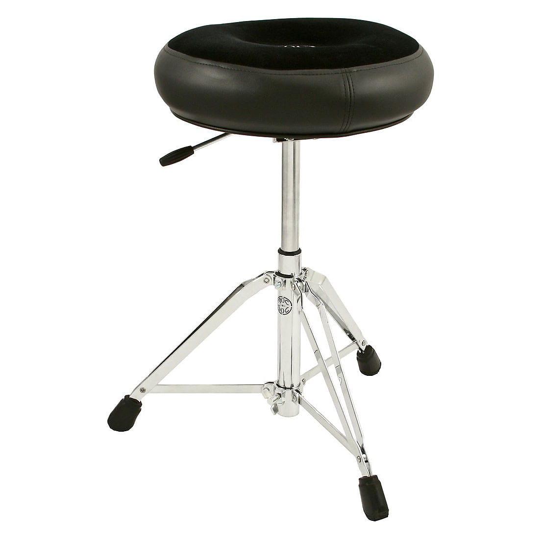 HDDT10 SJC Custom Drums SJC Heavy Duty Round Seat Throne
