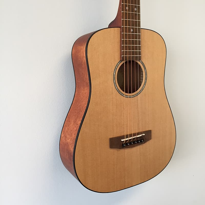 d3784bd388 Cort ADMINI-OP 3/4 Size Acoustic Open Pore Finish with Gig   Reverb