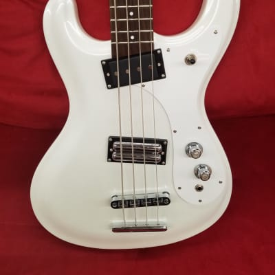 Danelectro The 64 Bass 2019 Vintage White for sale