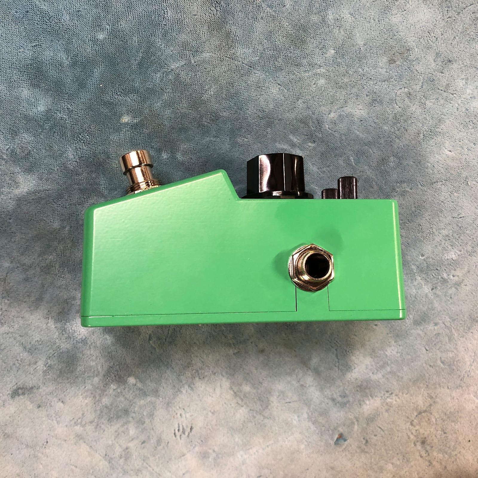 Ibanez TSMINI Tube Screamer Mini Overdrive Effects Pedal
