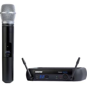 Shure PGXD24/SM86 Digital Wireless System with SM86 Mic Regular