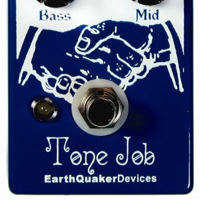 EarthQuaker Devices Tone Job Boost & EQ V2 for sale