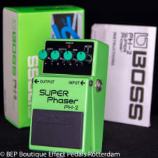 Boss PH-2 Super Phaser 1988 Japan s/n 945721