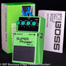 Boss PH-2 Super Phaser 1988 Japan s/n 945721