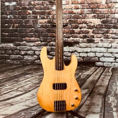 Bc Rich USA STIII custom 5 string fretless bass | Bella