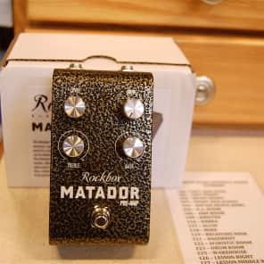 Rockbox Matador Overdrive