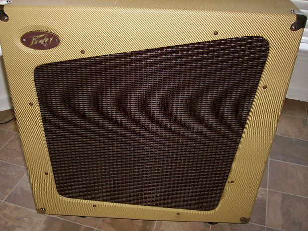 Peavey Classic 212 Blue Marvel 2x12 Guitar Speaker Cabinet   Reverb