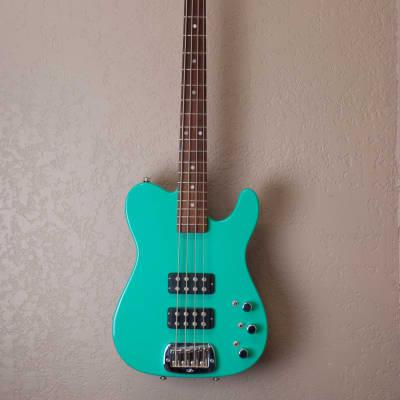 G&L USA ASAT Bass Belair Green for sale