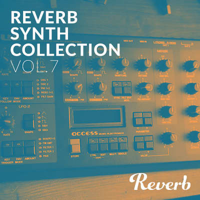 Reverb Access Virus A Synth Collection Sample Pack by Rik Marston