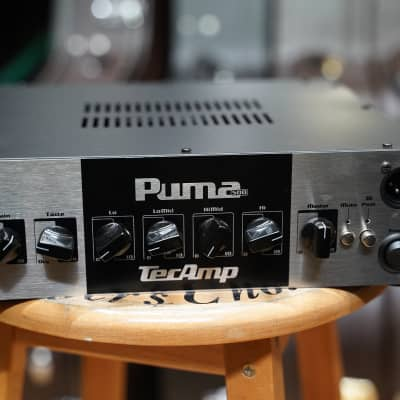 TecAmp Puma Head for sale