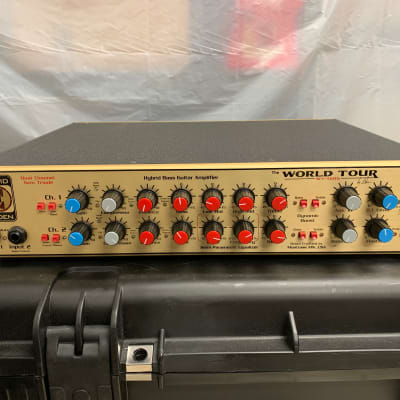 6a493dafe608 Eden Bass Stereo Amp Head WT1205