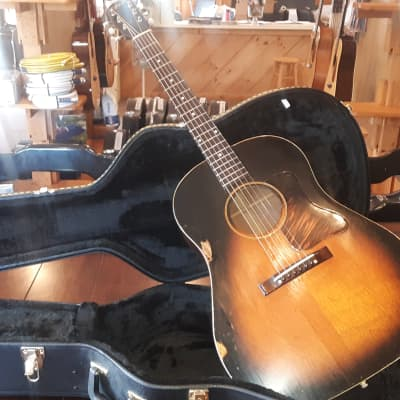 Gibson 1938  J-35 Sunburst ( This is a nice one, needs nothing)