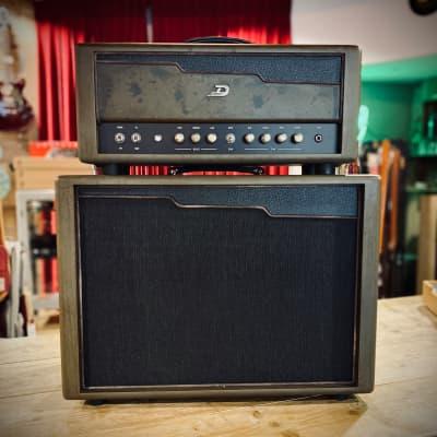 Duesenberg | the BERLIN Amplifier | Rusty Steel for sale