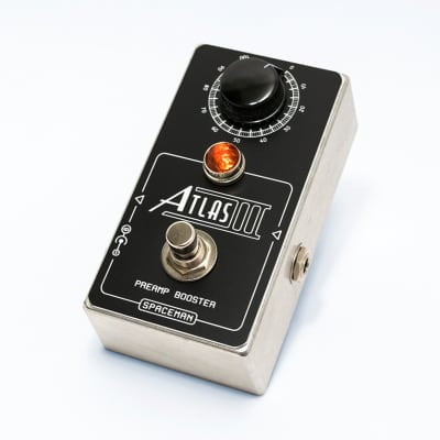 Spaceman Effects Atlas III Boost Silver *Free Shipping in the USA*