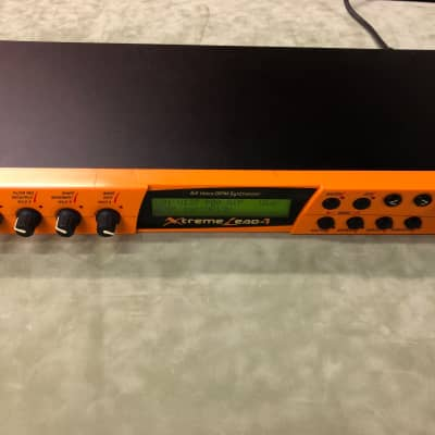 E-MU Systems XL-1 Xtreme Lead 1 Rack Mount Vintage Synthesizer Module