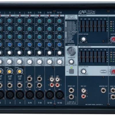 JBL 2 JRX115s 2 JRX112s Yamaha EMX512SC 2000s