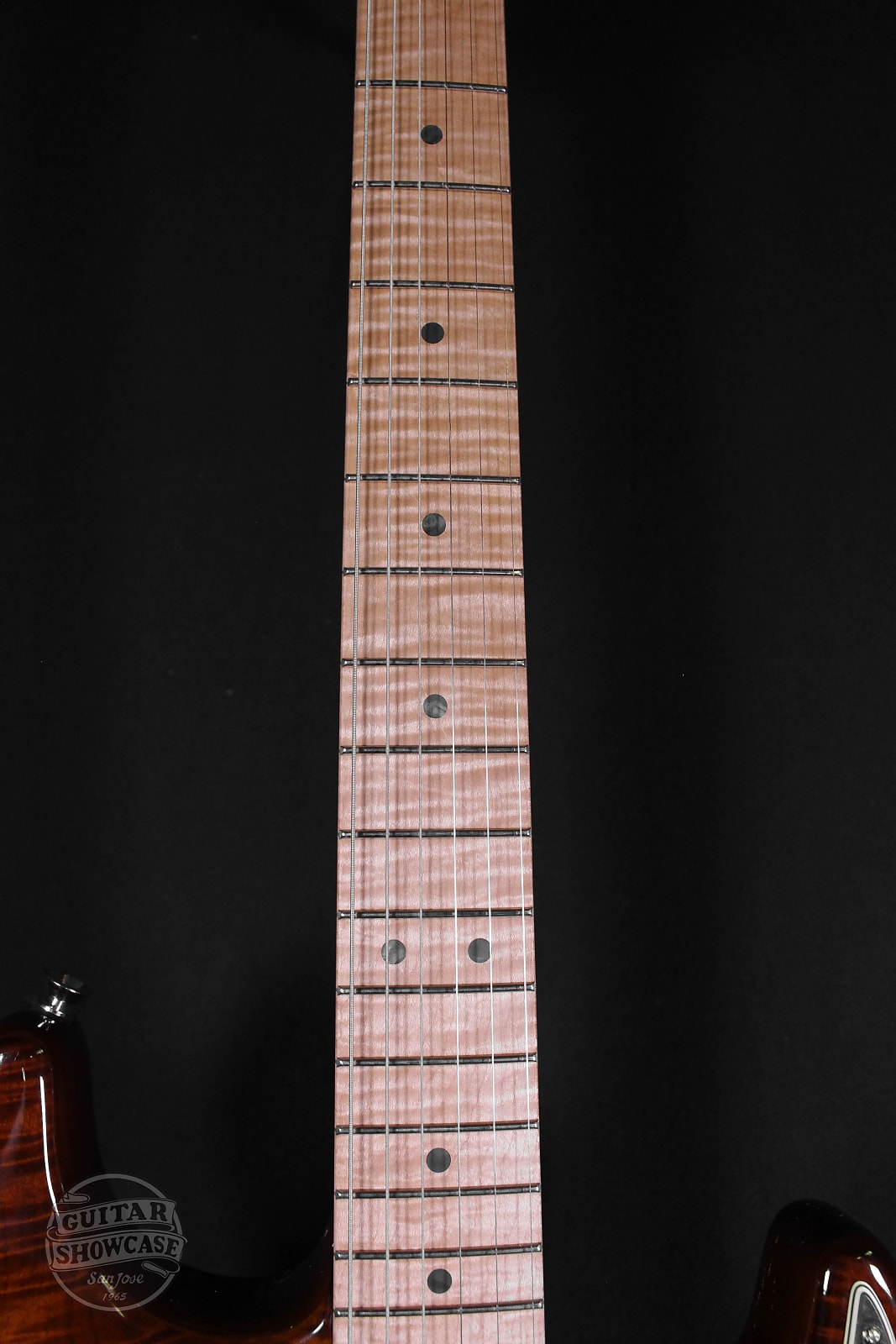 Fender Rarities Flame Maple Top Strat