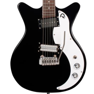 Danelectro '59XT Double Cutaway Electric Guitar | Black