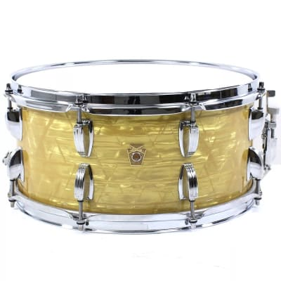 """Ludwig Legacy Mahogany 6.5x14"""" Snare Drum"""