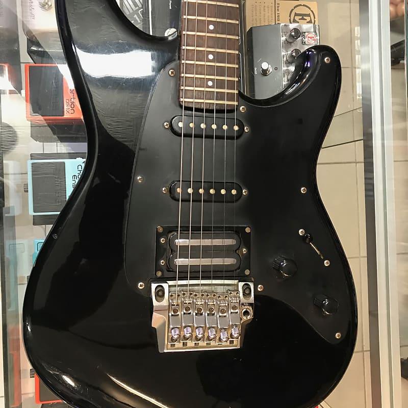 1984 Ibanez Roadstar Ii Rs 440 Black Mat Music Son Reverb
