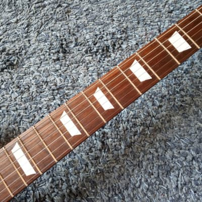 Blocks Les Paul Trapezoid Abalone Stickers Inlay Fret Markers Stickers Vinyl Guitars & Bass.