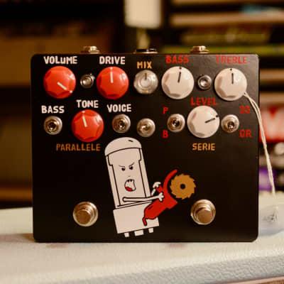 Mad Honker - GrindR->TS-808 - Black Parallel Mod