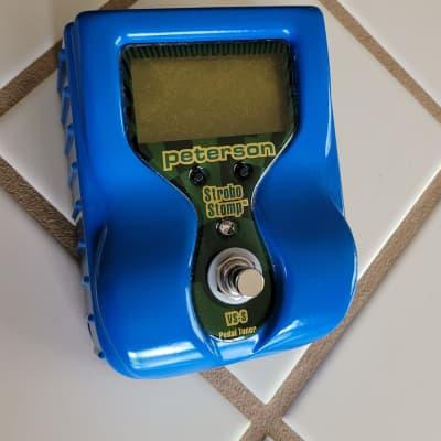 Peterson VS-S StroboStomp Pedal Tuner for sale