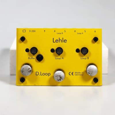 Lehle  D.Loop Pedal Used