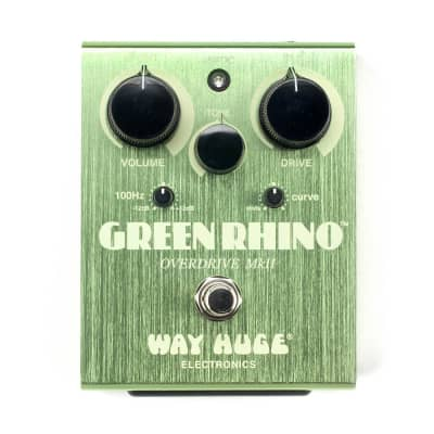 Way Huge WHE202 Green Rhino Overdrive MkII