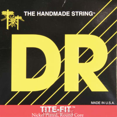 DR MT-10 Tite Fit Electric Guitar Strings (10-46)