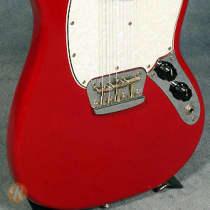 Fender Musicmaster II 1965 Dakota Red image