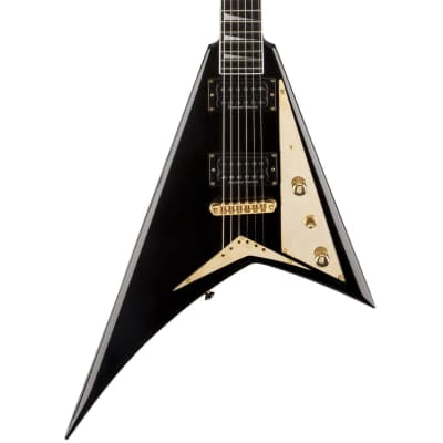 Jackson Pro Series Randy Rhoads V RRT-5 Guitar - Gloss Black for sale